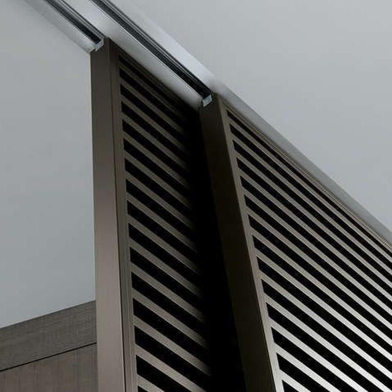 Perforated And Slat Screen Panels Shuttershop