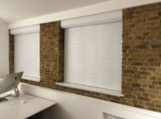 Roller Shutter for Internal Dividing wall