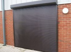Security Roller Shutter Warehoude