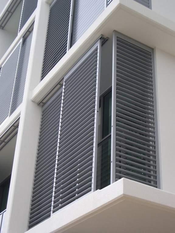 Aluminium Louvres Shuttershop Residential Amp Commercial