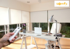 Somfy Roller Shades Products