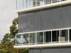 Helioscreen external blinds