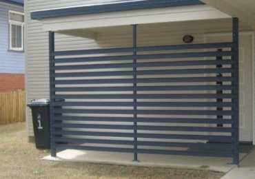 Entry Privacy Screen