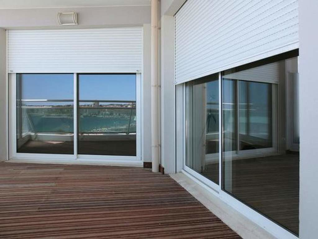 Add Privacy To Glass Front Door