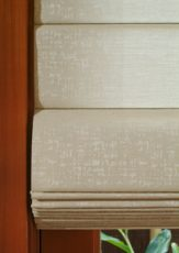 Roman Blind Block Out fabric With Pattern