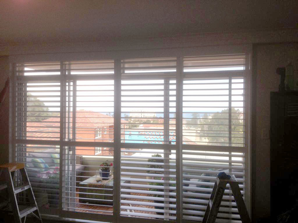 Hinged And Sliding Plantation Shutters At Fairlight